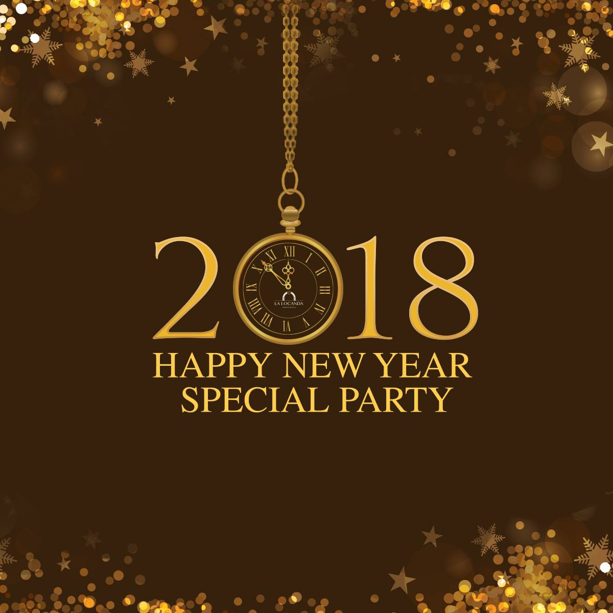 Capodanno 2018 - Happy new year special party (NEW)
